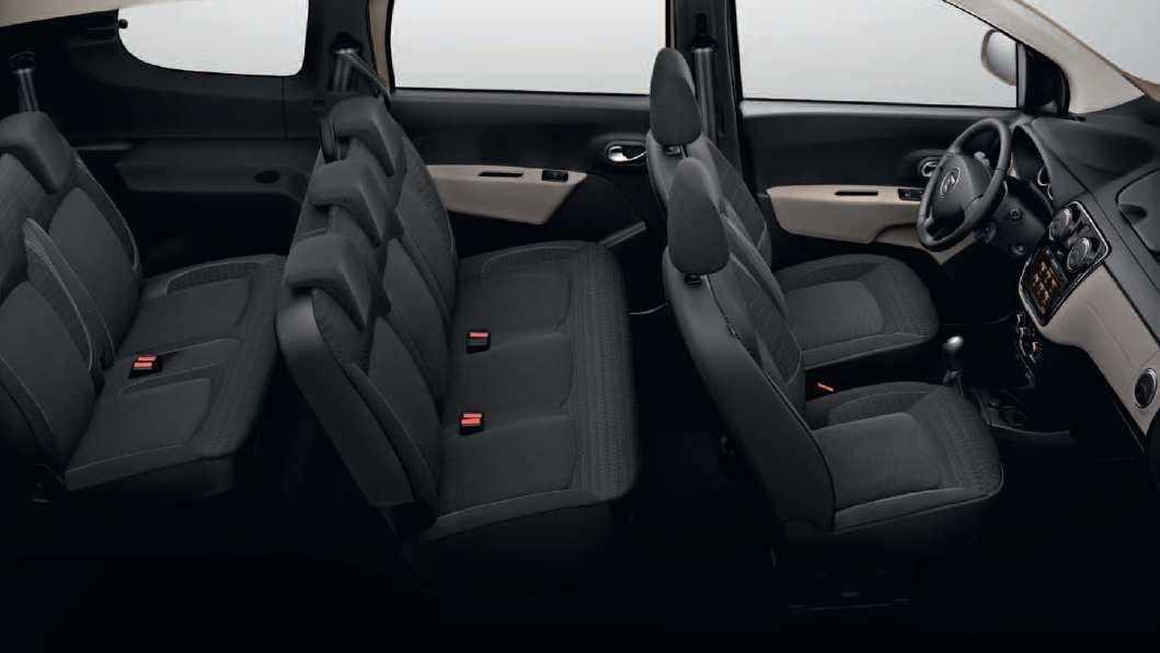 interieur Dacia Lodgy