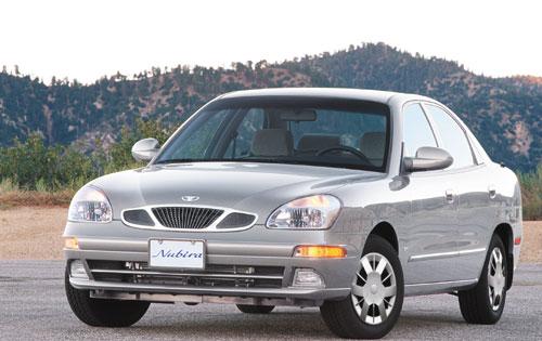 Daewoo nubira, modèle de voiture à acheter sur auto-selection.com