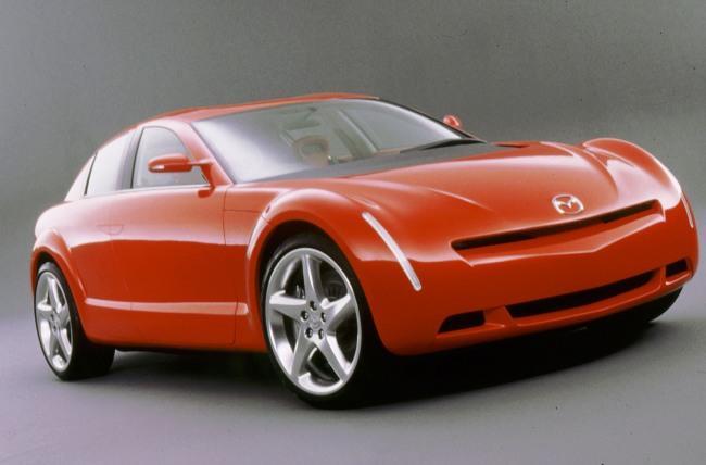 Mazda RX évolution