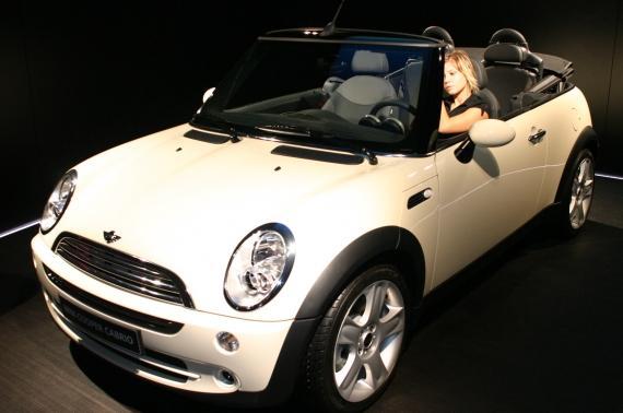 MINI Mini Cooper Cabrio