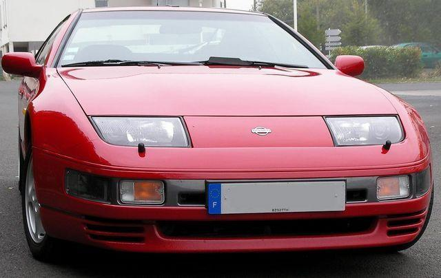 NISSAN 300 ZX COUPE