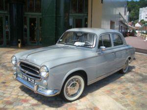 La Peugeot 403