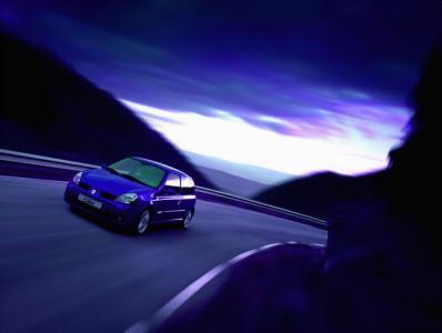 La Renault Clio