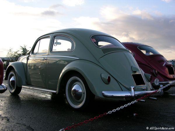 VW Coccinelle de 1957