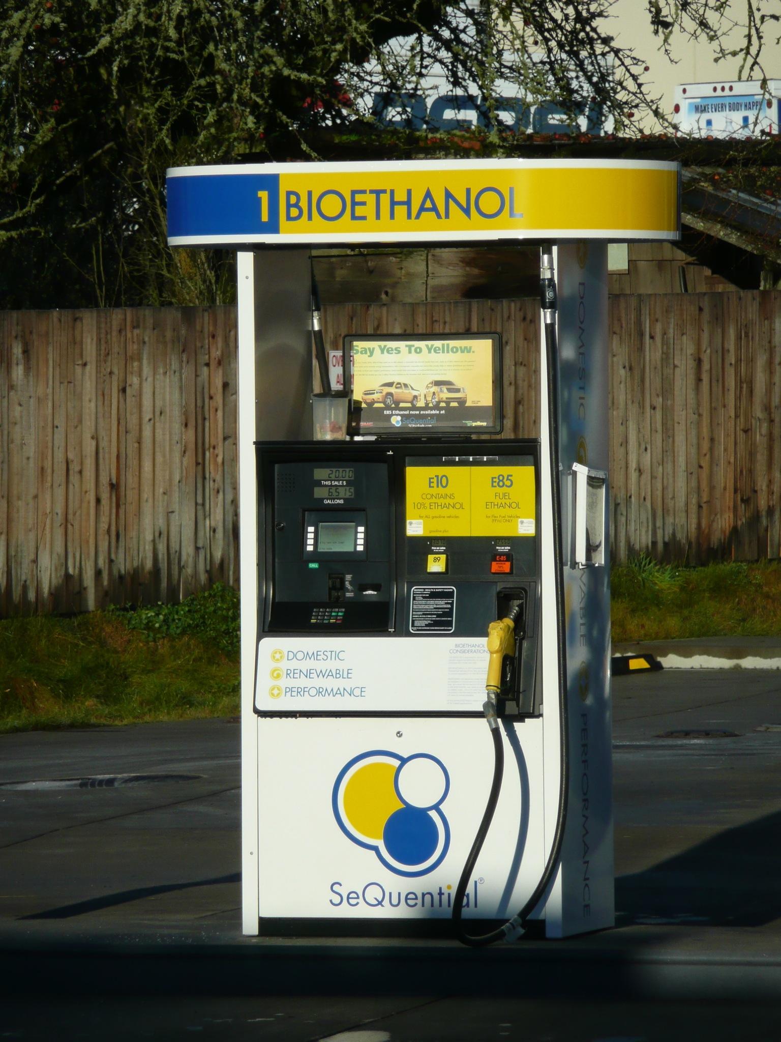 Bioethanol Auto