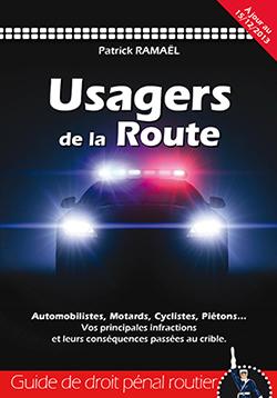livre patrick ramael droit penal routier