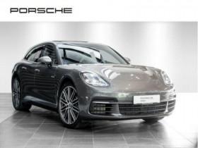 voiture luxe Porsche Panamera occasion