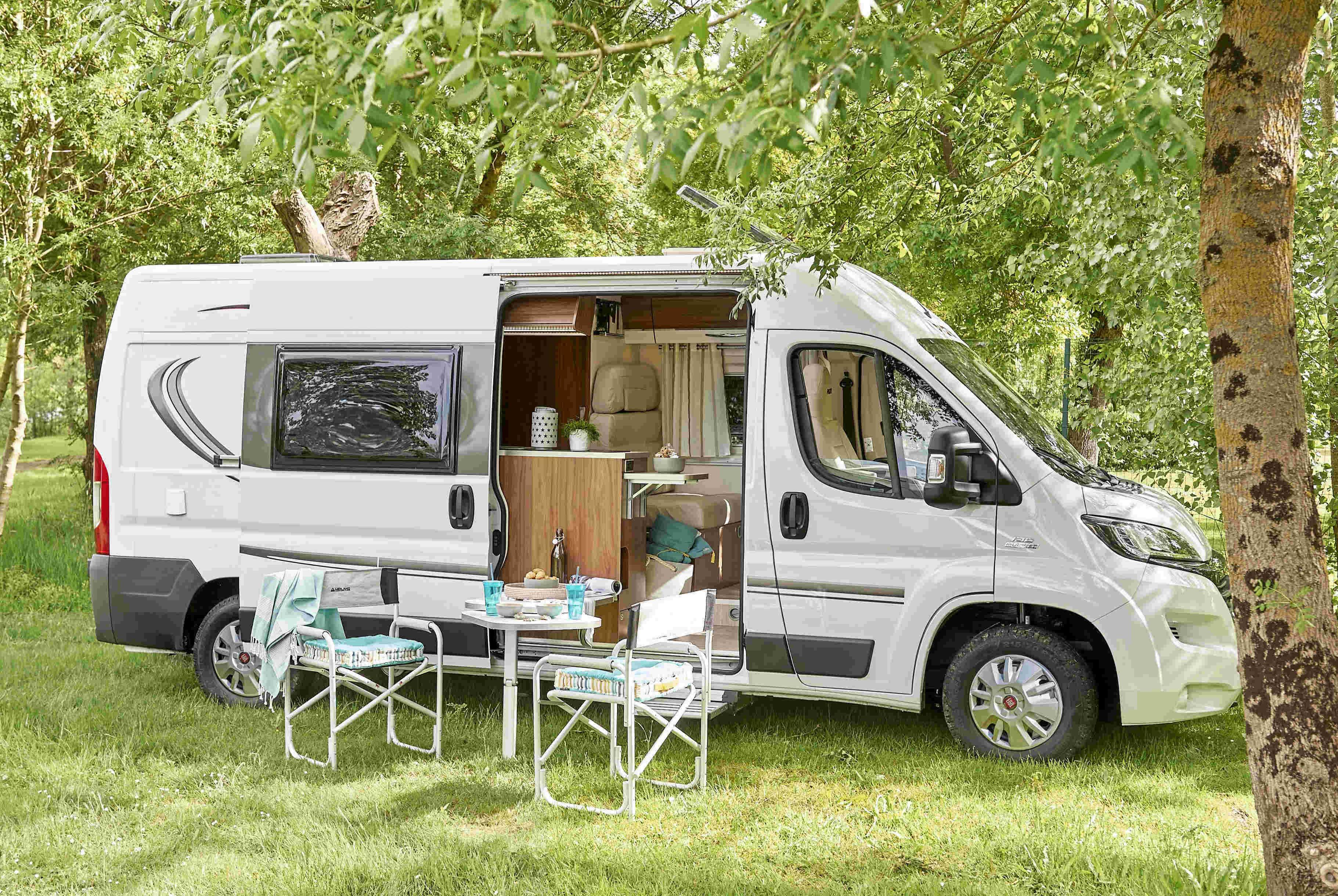 Camping car Minivan